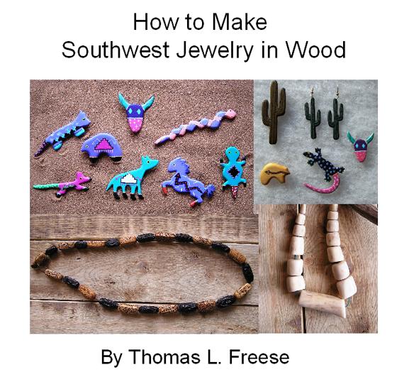 making wood jewelry